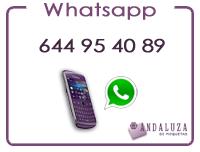 Whatsapp Andaluza de Moquetas