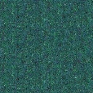 Moqueta ferial para eventos color verde oscuro